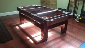 Correctly performing Billiard table installations, Orlando Florida